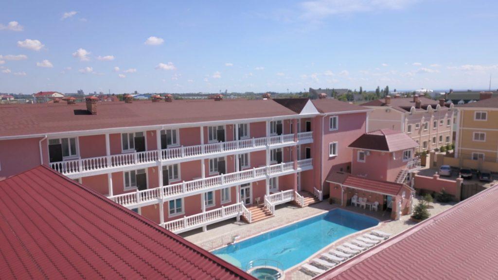 Гостиничный комплекс в Евпатории