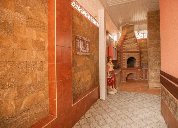 Гостевой дом в Заозерном