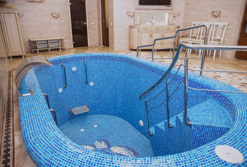 Гостевые дома с бассейном Заозерное
